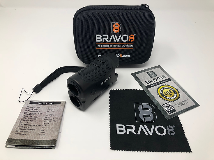 Bravo Tactical R6 Range Finder