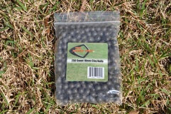 The Pocket Shot Clay Balls 10mm ammo (250 count)