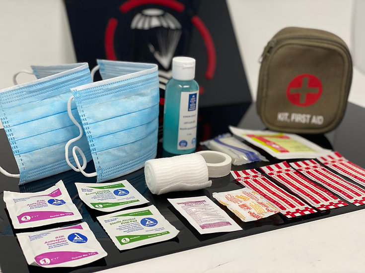 Personal COVID-19 Awareness Kit