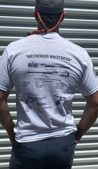 "CLUBTAC SWAG: American Heritage Collection ""WW2 Browning Brothers"""