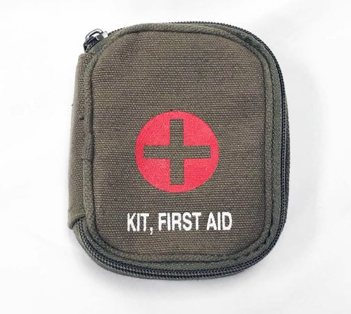 On The Go Tactical First Aid Kit