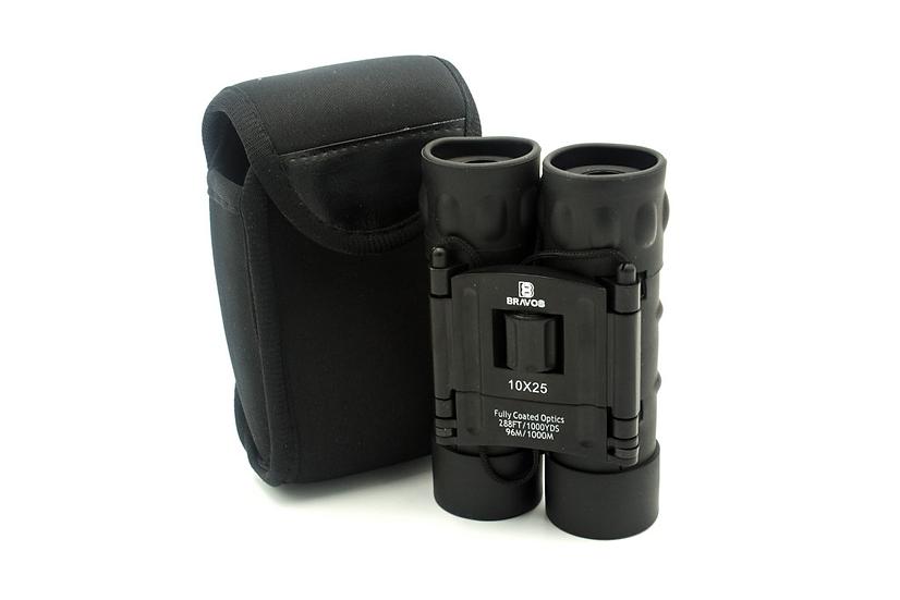 10X25 Tactical Binoculars by BRAVO8