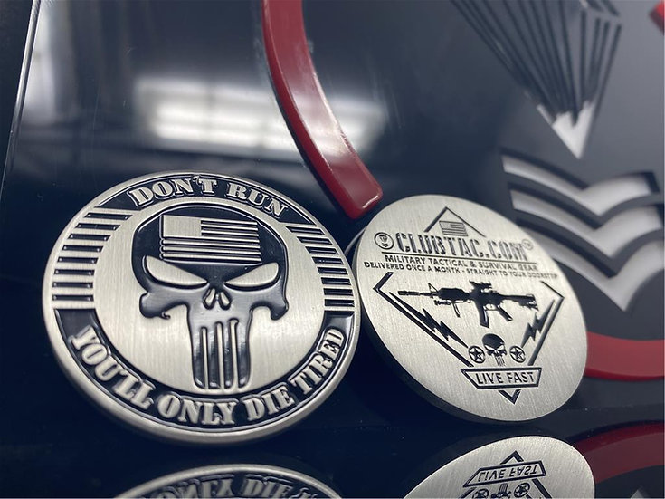 Challenge Coin # 3 of 25
