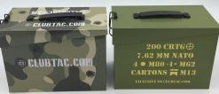 CLUBTAC Mini Ammo Tin Can # 1 of 2
