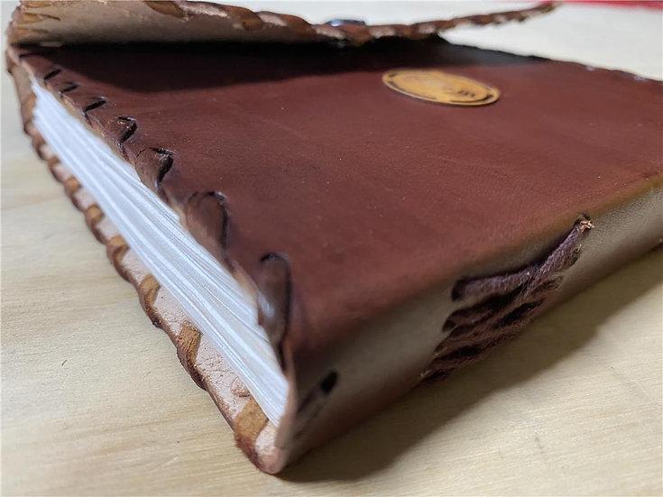 Reconnaissance Leather Field Notebook