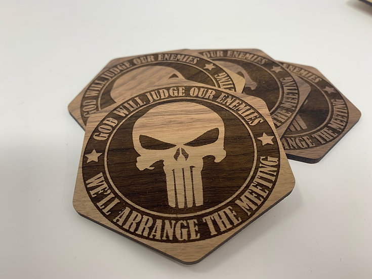 Tactical Coasters