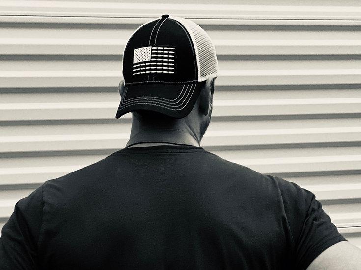 """""""Freedom by Bullets"""" Trucker Hat"""