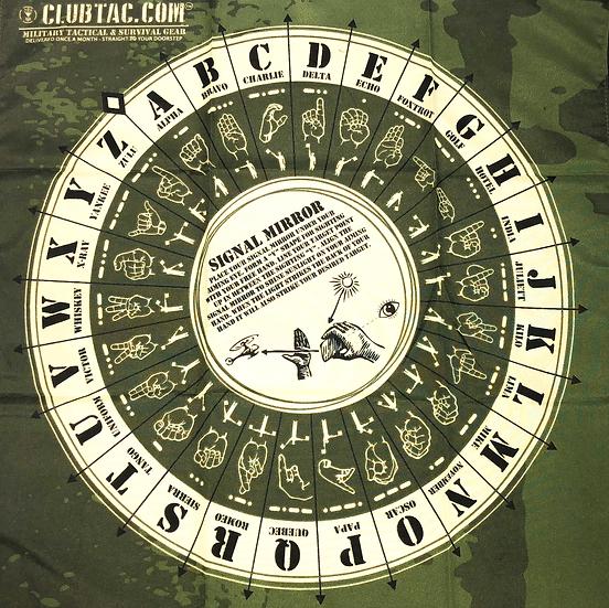 Cipher Bandana