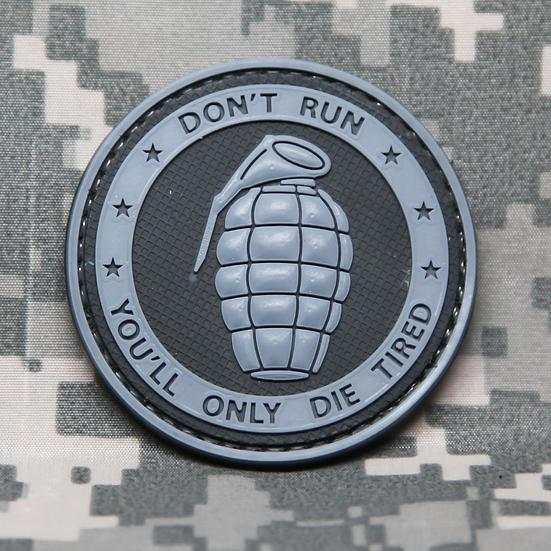 Grenade Patch