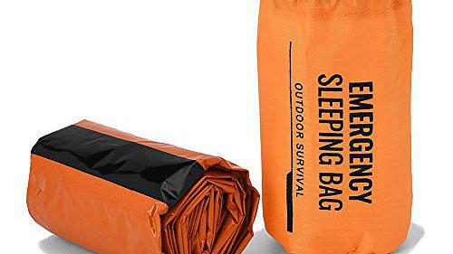 Tactical Monkey Emergency Sleeping Bag