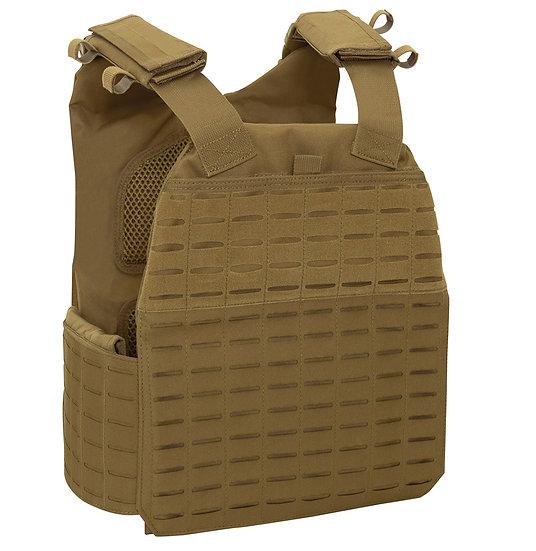 Laser Cut MOLLE Plate Carrier Tactical Vest