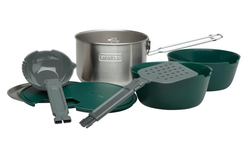 ADVENTURE ALL-IN-ONE TWO BOWL COOKSET