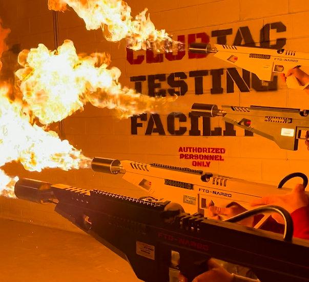 FTG-NAR20 Tactical Flamethrower