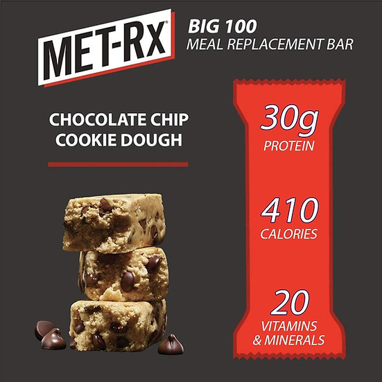 MET-Rx Colossal Meal Replacement Bar