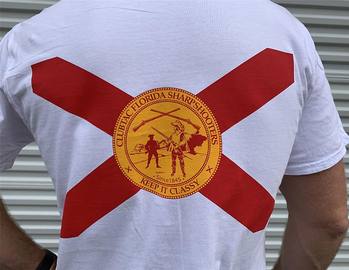 State Of FLORIDA - Sharpshooters Tee