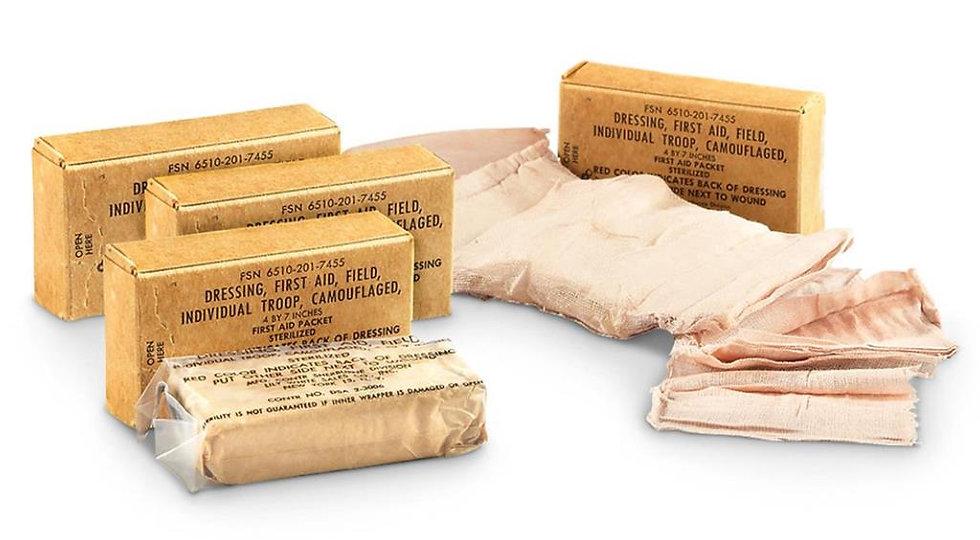 RARE - U.S. Military M56 Carlisle Bandage