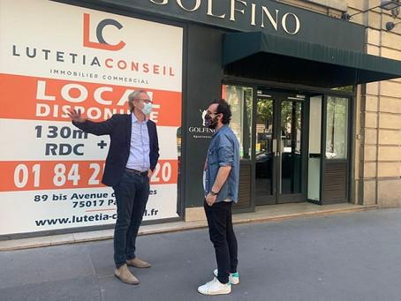 Immobilier commercial à Paris : une reprise incroyable pour Lutetia Conseil