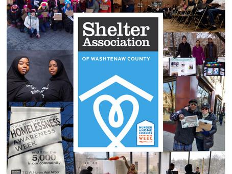 Hunger & Homelessness Awareness Week - HUGE Success!
