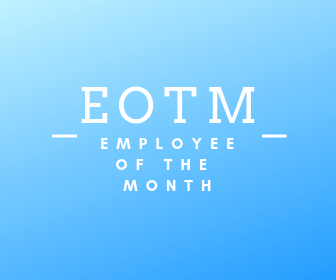 Employee of the Month - June 2019