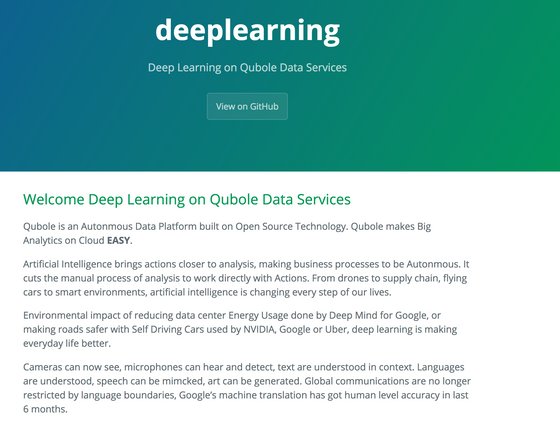 30 Day Kick Start with Deep Learning