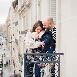 Bachand Larouche Family