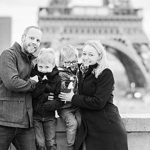 Saskia & Family