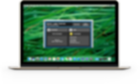 Mac running Sonic Logic Central app