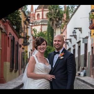 Wedding Kate & Jay [San Miguel De Allende]