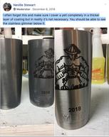 Laser Marking on Steel Reviews