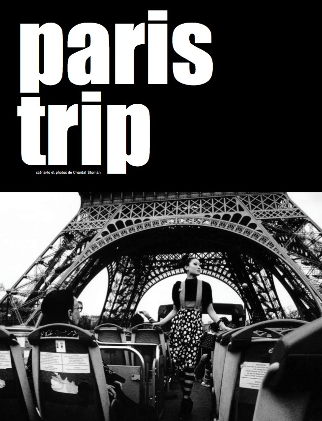 PARIS TRIP by Stoman