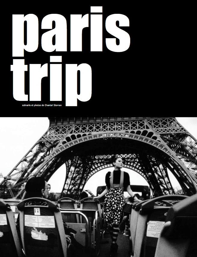PARIS TRIP by Stoman