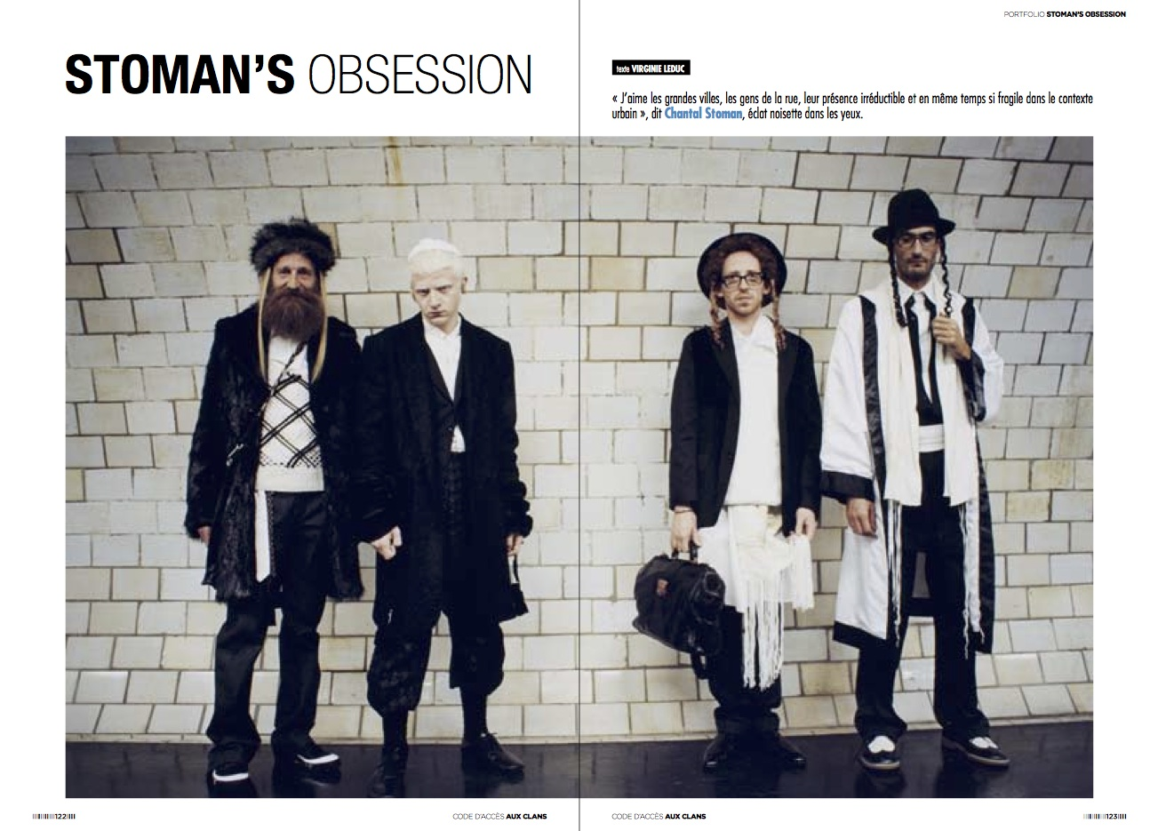Portfolio / STOMAN'S OBSESSION