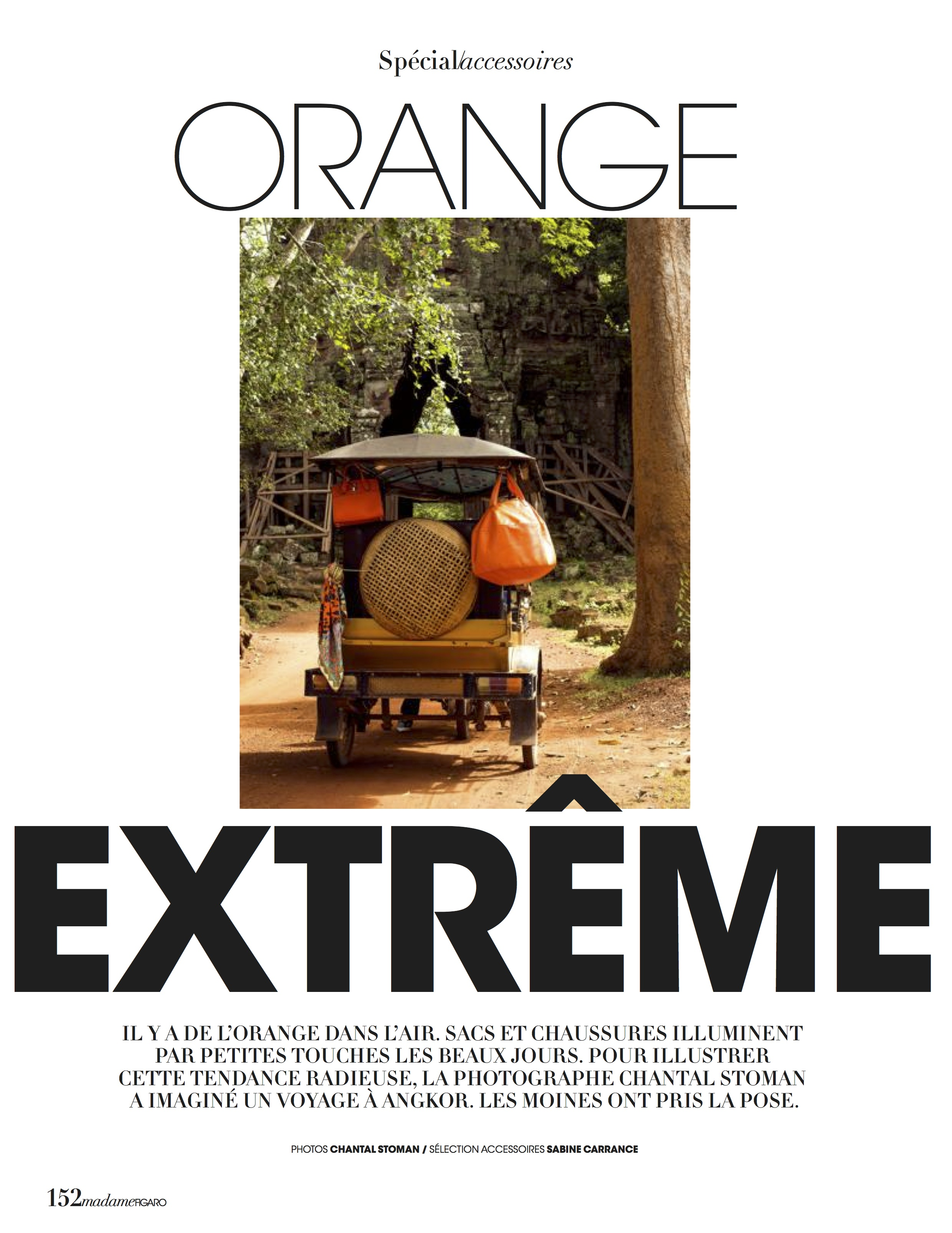 ORANGE EXTRÊME by Stoman