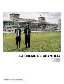 LA CREME DE CHANTILLY by Stoman