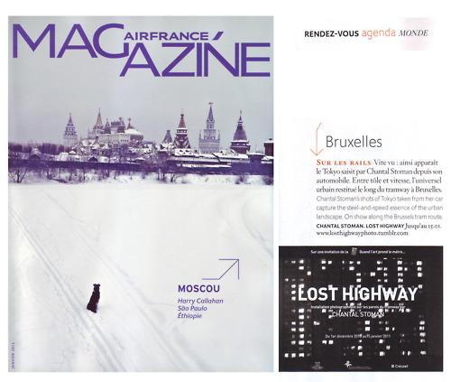 Article / Bruxelles