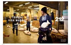 TSUKIJI FISH MARKET by Stoman