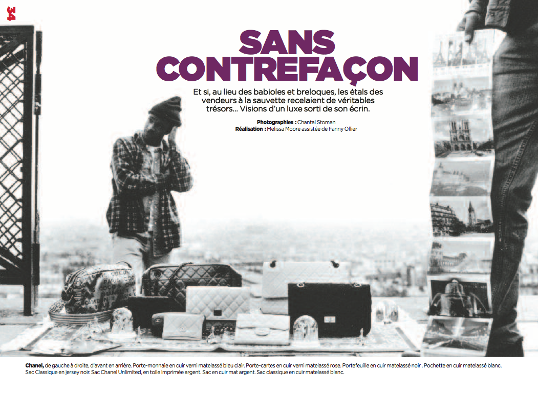 SANS CONTREFACON by Stoman