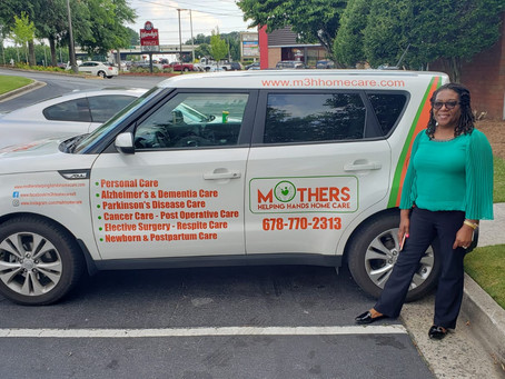 Great Quality Home Care Available, Right Here In Atlanta!