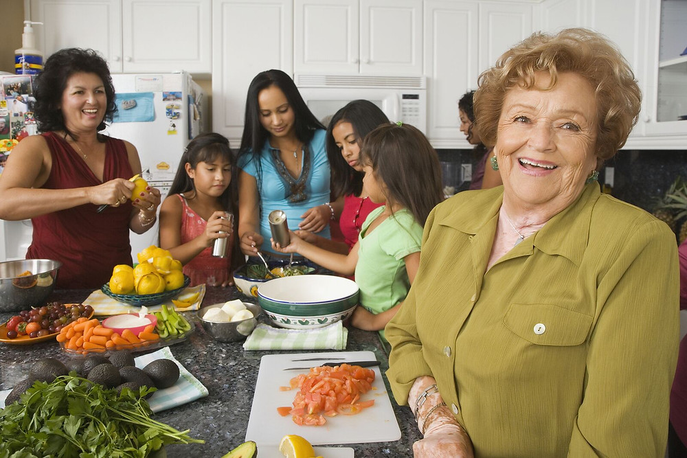 Home Care in Atlanta GA: Living With Your Senior