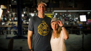 Travis Pastrana Lacing up for Boot Campaign