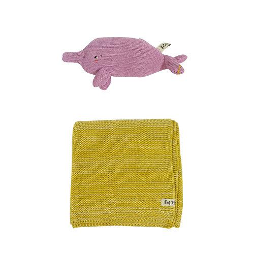 Boto & Sloth Blanket Set