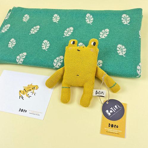 Doro & Blanket Set
