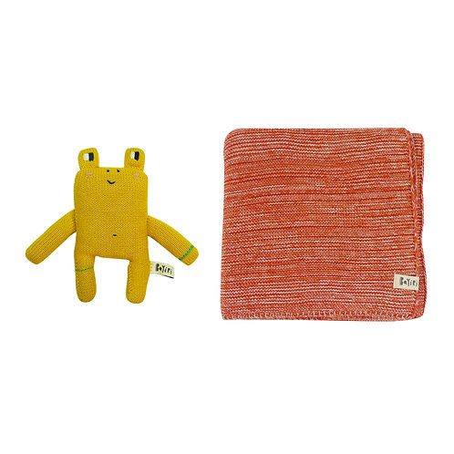 Doro & Sloth Blanket Set