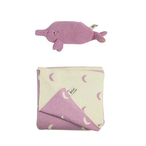 Boto & Blanket Set