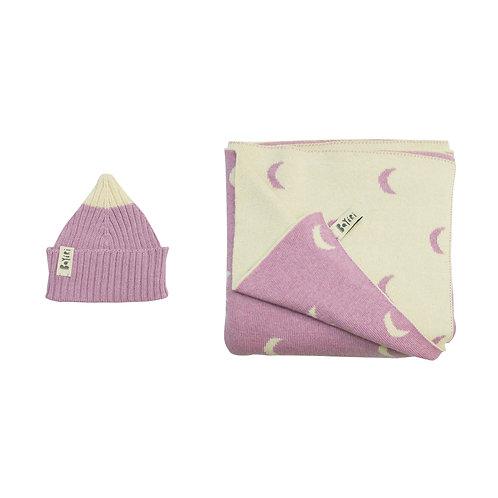 Blanket & Beanie Set
