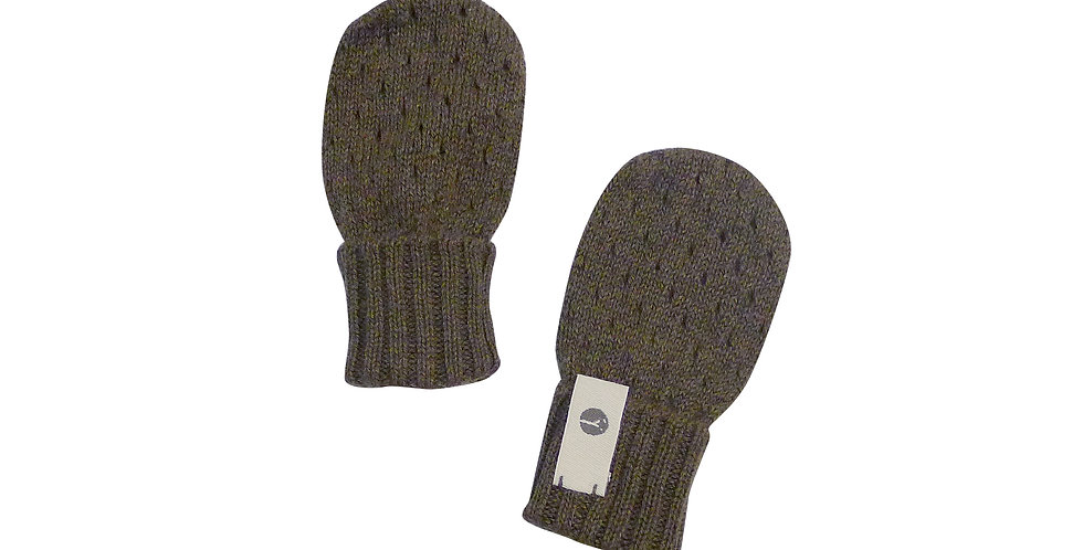 Coffee Seed Mittens