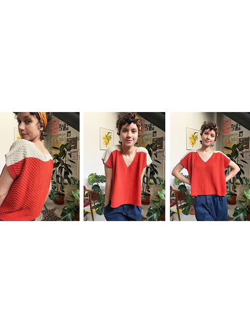 RED - Sloth Top