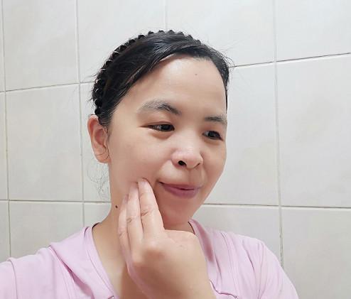 使用BPn法國娃娃保濕淡斑皂後,肌膚感覺非常的清爽,而且出油的狀況也有減緩,真的很喜歡!