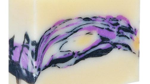 檜木湯匙潑渲皂