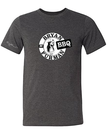 Bryan Furman BBQ Grey Shirt